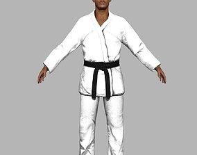 Ruiz Karate Judo Not Rigged 3D