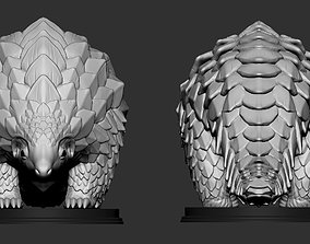 3D print model Pangolin