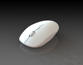 3D printable model PC Mouse