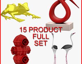 3D Sculpt Set 01 15 Product