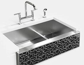 3D Kitchen Sink Tailor