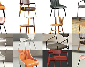 3D stool Chairs collection