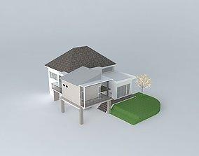 3D House 2 FL P204