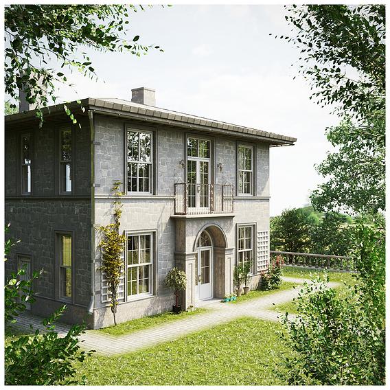 Provence style Cottage