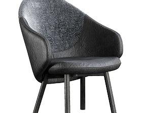 3D Ton Alba Chair