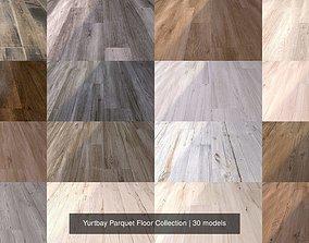 Yurtbay Parquet Floor Collection 20x120 3D