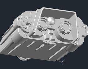 3D print model Star Wars electrobinoculars