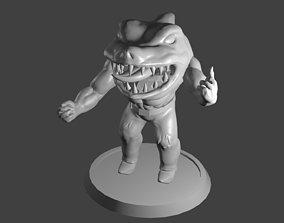 Ripster Street Sharks 3D printable model