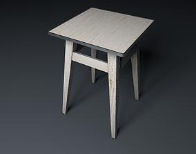 3D model Chair soviet