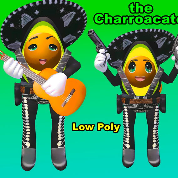 the charroacate