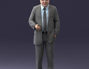 Old man 0617 3D