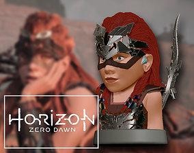 3D printable model Aloy Horizon Zero Dawn