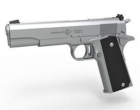 3D Pistol AMT Hardballer