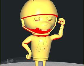 3D printable model Atom Ant
