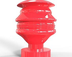 Head sculpture of Donald Trump 3D printable model