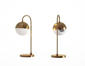 Modern desk lamp modern 3D model