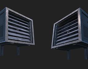 3D model Air Conditioner Unit 01