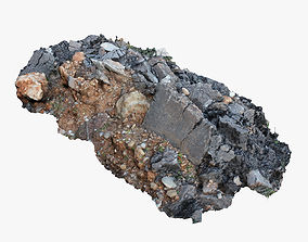 Rubble 3D asset
