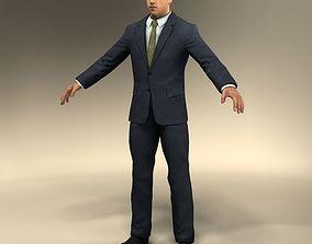 Suit Man 3D