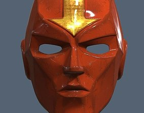 Red Tornado Helmet 3D printable model