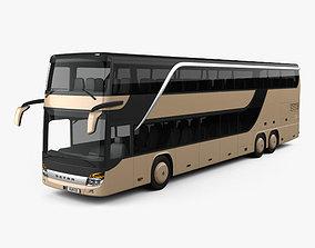 Setra S 431 DT Bus 2013 3D