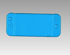 handheld Real Nintendo Switch 3D Scan