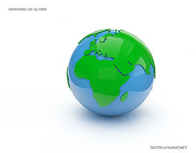 Earth Globes 3D