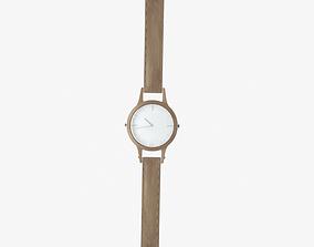 3D model low-poly Watch