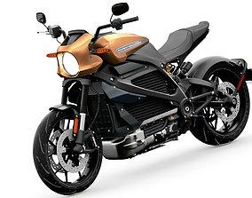 Harley-Davidson LiveWire 2021 3D