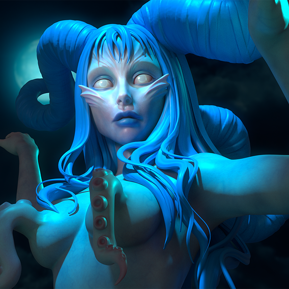 Ashnikko: The Sea Witch