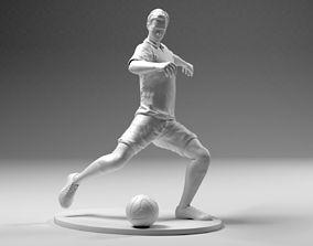 3D print model Footballer 02 Footstrike 07 STL