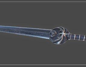Nightingale Blade 3D model
