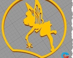 Disney Inspired Mouse Ears - Tinker Fairy 3D print model 1