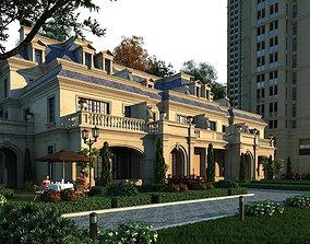 Villa 022 3D