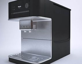 Miele CM 6100 Coffee Machine 3D model