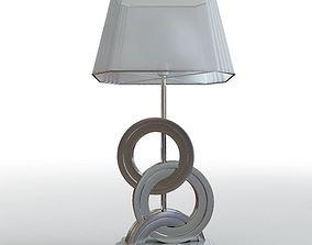 Modern Table Lamp 2 3D model