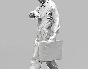 Bussinessman 3D