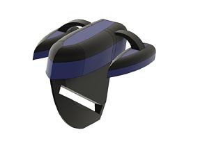 Trimaran Yacht 3D print model