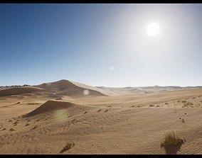 Desert Landscape 3D asset realtime