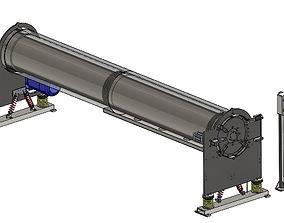 Carpet centrifuge 3D