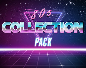 80s Collection Big Pack 3D
