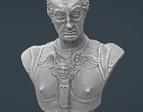 ROMAN BUST 1 3D asset