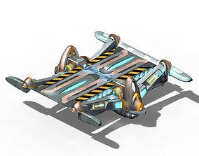 Satellite City - Channel 02 3D model