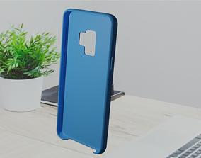 Samsung Galaxy S9 TPU case 3D print model