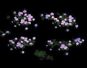 Game Model - Grass 01 3D