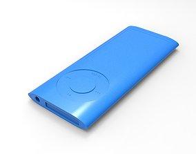 3D Apple iPod nano