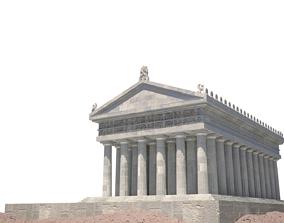 ATHENA TEMPLE 3D
