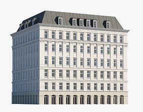 Historic Building 001 3D model
