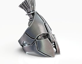3D printable model Ring Roman legionary helmet