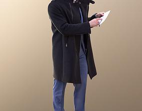 3D model Andrew 10597 - Talking Business Man